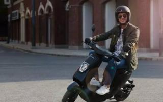 售价7988元,本田在米兰车展亮相的V-GO Moped,都有哪些亮点?