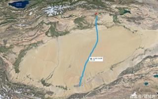 如何驾驶摩托车穿越塔里木沙漠公路