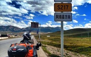 车主分享赛科龙RT3单人单骑环华摩旅,行程超130天,里程超2w公里