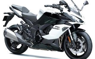 骑跑车摩旅并不另类,川崎发布Ninja1000SX运动旅行车,售价约19w