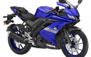 YAMAHA 2020 YZF-R15 印度正叉版三新色!