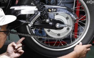 摩托车胎压、链条比你想的还重要!