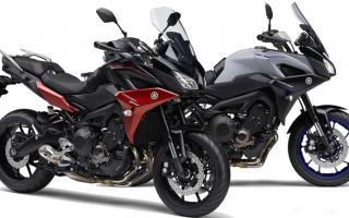 雅马哈2020 Tracer 900/GT发布 起售价约人民币7.2万