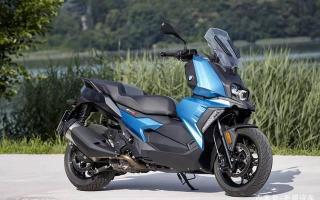 最便宜的宝马单缸踏板车,34匹马力售7.59万,却是国内生产!