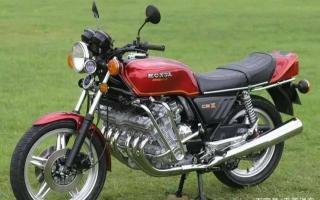 来自上世纪的公路王者,这台本田诞生于1978年,搭载六缸发动机!