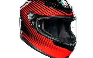 最轻的公路盔之一 AGV K6头盔外媒测评