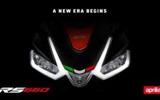 Aprilia RS 660宣传手册公布 揭露了更多详细信息