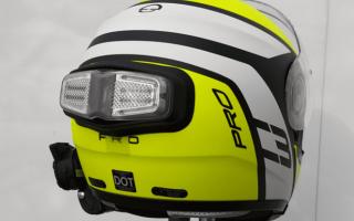 夜间骑行安全新装备 INWIEW头盔式尾灯发布