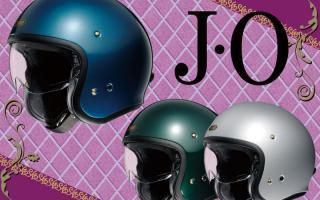 NEO还是CLASSIC任君选择!SHOEI「J.O」新色发表