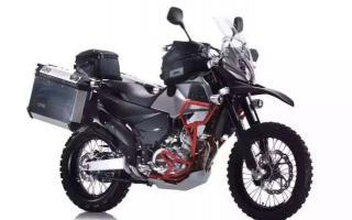 又一国产600cc摩托车亮相 斯威SW600GY硬派拉力实力强劲