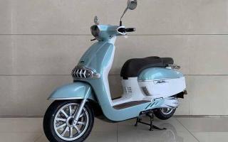 龙嘉维多利亚Sixties复古踏板即将上市,换了150发动机,无ABS