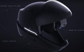 360度影像头盔 Cross Helmet X1售价约1.1万人民币