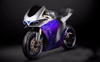 两轮电摩EMULA,这可能是最像燃油摩托车的电动摩托车!