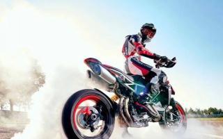 杜卡迪Hypermotard950 RVE发布 售价约10.5万人民币
