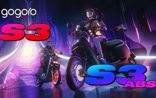 2020 GOGORO S3/S3 ABS同步发表,S系列性能最强!