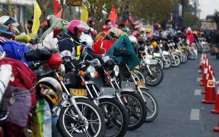 本田的全球摩托车销量冠军传奇 累计卖出超过4亿辆