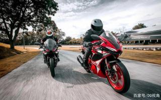 泰国本土机车品牌GPX推200cc仿赛摩托,配件来自国内性能更强