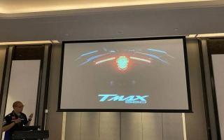 新羊王TMAX 560国内发布,售价15.98w,但被NMAX 155抢了C位