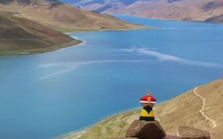 其实去西藏的路途也很美好