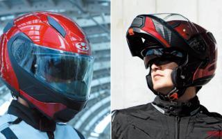 重量媲美全罩头盔!OGK「RYUKI」揭面盔