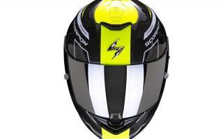 蝎子EXO-ST1400碳纤维头盔上市
