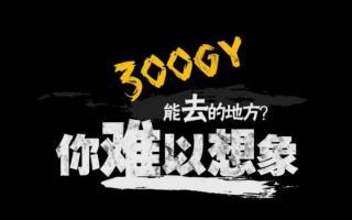 300GY官方预告来了!