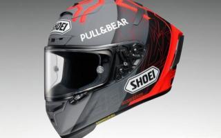 SHOEI推出「X-14」新的摩托车头盔