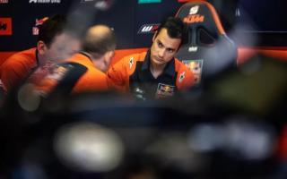 MotoGP 花絮两则:恩诺尼摔车、上阵的彼杜沙