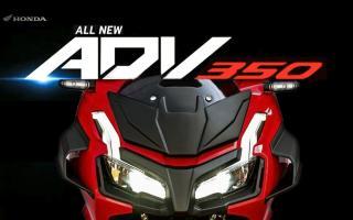 本田ADV 350踏板摩托被证实 采用Forza同款发动机
