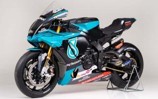 纯正MotoGP加持!「YZF-R1 Petronas Yamaha SRT」限量登场