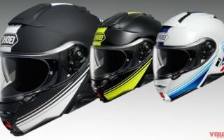 SHOEI即将推出NEOTEC II帽款SEPARATOR新色