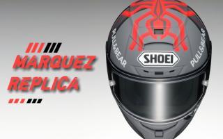 Marc Marquez历年头盔彩绘总整理!