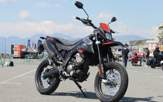 【试驾报告】义大利滑胎风!阿普利亚Aprilia「SX125」