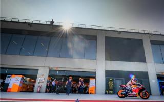 本田MotoGP特鲁艾尔站:为了胜利,再接再厉!