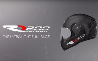 世界最轻的公路类全盔诞生:Roof RO200,重量1090克