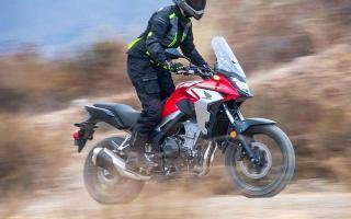 本田CB500X多用途摩托,中排量ADV性能均衡典范,骑不坏是关键