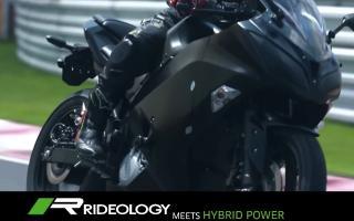 HYBRID油电混和动力挂帅!川崎KAWASAKI释出最新宣传影片