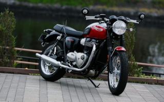【试驾报告】 凯旋Triumph「T100 Bud Ekins」