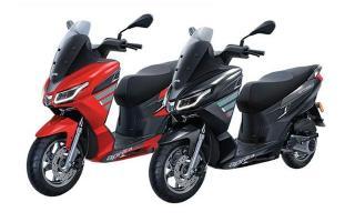 阿普利亚SXR160接受预订,售价约2w左右,配置和本田PCX150差不多