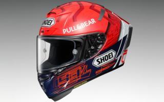 SHOEI即将推出复刻选手头盔「X-Fourteen Marquez6」