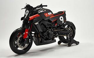 雅马哈YAMAHA官方推出「MT-09/XSR900」碳纤维改装套件!