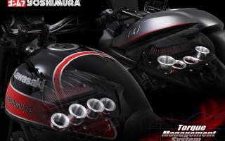 YOSHIMURA将推出KATANA/Z900RS专用「TMS 进气喇叭嘴」