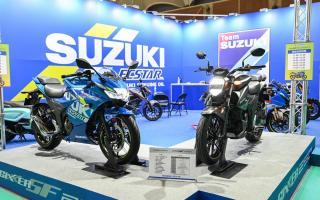 2021 铃木SUZUKI GIXXER SF 250/GIXXER 250实车鉴赏:油冷系统搭载,双生车款同步登场