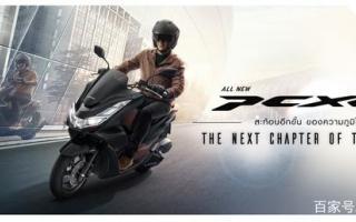 本田PCX 160泰国上市,售价变化不大,将推动国内PCX 150更新换代