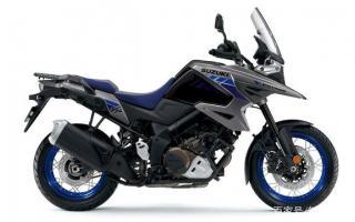 铃木发布2021款V-Strom 1050XT,新增两款配色,售价维持不变