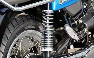 摩托车减震器,有哪些分类?