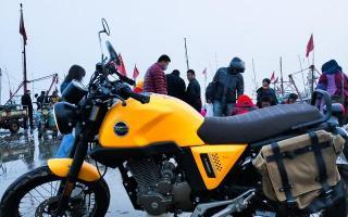 启典250V复古摩托车使用一年后评价,国产万元复古车质量稳定不?