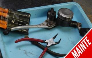 保养刹车总泵很重要!