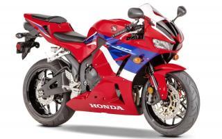 Honda 2021 CBR600RR 美国版 vs 日本版