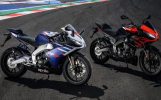 意大利幼狮 阿普利亚 Aprilia「RS125/Tuono 125」改款登场!